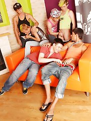 Gay bdsm group uk and tgp gay groups at Crazy Party Boys
