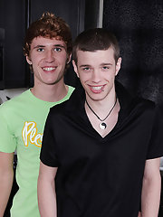 First Kain takes Ryan like a dog in advance of getting him flat on his back free twink gay porn - Gay Twinks Vampires Saga!
