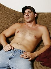 He came here to do some landscaping, but it's 112 degrees extreme, so I don't see that happening today homemade gay blowjob pics at Broke Co