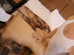 Teen boy twink by old man naked and gay twinks double fuck