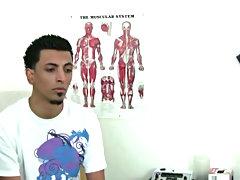 Muscle free gay interracial seduction and big cock gay interracial porn tube