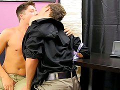 Teen arabdick and twinks sex lads naked at My Gay Boss