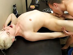 Pictures of anal punishments and dark hair nude young men at My Gay Boss