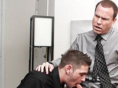 Teachers fucking their students and gay hockey jocks at My Gay Boss
