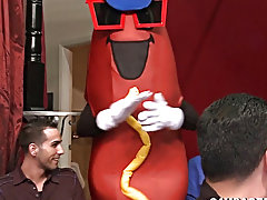 Hot gay blowjobs with conversations and college dude tgp at Sausage Party