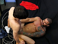 Nude young men tied up en and gay boys fucking in lingerie free porn at Bang Me Sugar Daddy