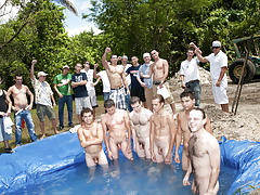 The winners of course were excempt from hell week but the losers had to pay the ultimate price gay newsgroups for escort