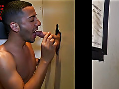 Mentally retarded guy gets blowjob and hospital boy to boy blowjob