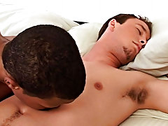 Interracial cumshot photos and pictures of nude gay interracial couples kiss