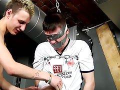 Gay bondage fucking and free gay bondage porn - Boy Napped!
