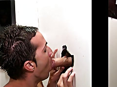 Bondage blowjob gay pictures and real emo twink first blowjob cam