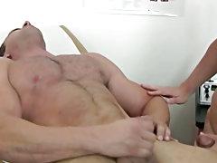Circumcised gay blowjob and gay guy talks dirty during a blowjob