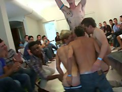 Gay oral group sex and group gay photos at Sausage Party