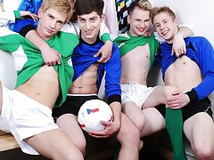 Smooth gay muscle twink galleries and twink cute boys movies from iraq at Staxus