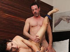 Gay hot smoking ass pic and men sex video clip at Bang Me Sugar Daddy