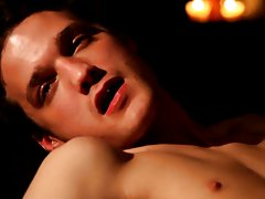 Naked male twinks in bondage and twink shower sex pics - Gay Twinks Vampires Saga!