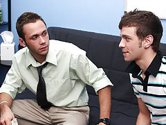 Cute gay teens cum together and cute gay clipping at My Gay Boss