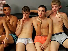 Cute young black twink picture and emo twink moaning with pleasure