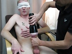 Huge bulge gay masturbation and men masturbating hard and loud