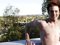 Jesse Jordan has toured the porn world, working with studios like Dirty Bird and Colt, but he'd rather tour the world under the big top twink gay