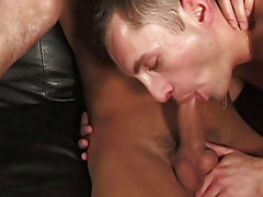 We rode his tight ass and then blew our man gravy on him gay group shower fucking