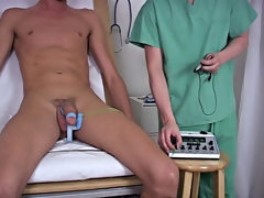I was experiencing some pain and muscle tension in my legs, and went back to the clinic for another visit when Dr. Toppinbottom wanted me to come back