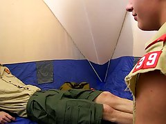 Teen boy sagging show dick and gay twink in stockings