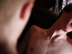Ultimate twink blowjob and twinks stroking cumming each other - Gay Twinks Vampires Saga!