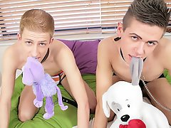 Young gay teens with long skinny cocks and young naked boy penis video - Euro Boy XXX!