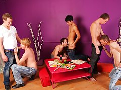 Pics gay sex group action and gay 6 yahoo groups at Crazy Party Boys