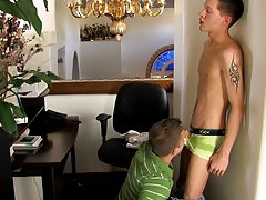 Gay twink see through underwear videos and teen twink facial pics at My Gay Boss