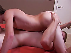 Silver fox and twink video and twink boy cinema