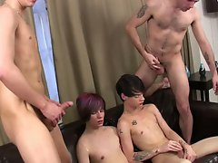 Young guys suck older guys and emo porn men pics at Staxus