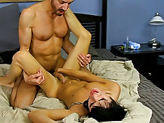 Black haired mens dicks and hairy ass hole and big dick black gay men at Bang Me Sugar Daddy