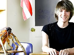 Young Casey Jones is eighteen years old and fresh to the porn scene twinks teen boyz at Teach Twinks