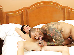 Gay anal jock and gay men hardcore sm anal fisting huge dildos at I'm Your Boy Toy
