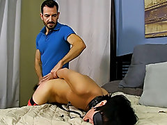 Muscle gay spank and adult male spankings at Bang Me Sugar Daddy