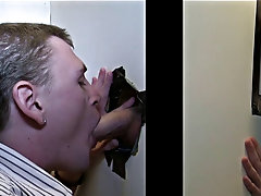 Hanging gay cock blowjob and blowjob ejaculation video gay