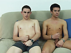 Gay twink brothers fucking in underwear and male twink movie