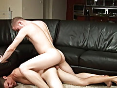 Scott, however, is getting very valuable at working his way into tight holes - in fact, this fuck scene is sexy from begin to finish hardcore male ana