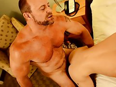 Suck cute guys ball and old guys fucking young white boys free video at Bang Me Sugar Daddy