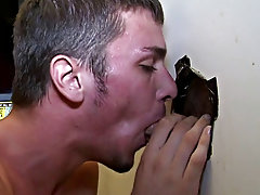 Boy giving a boy a fun blowjob and young gay boy blowjob cums