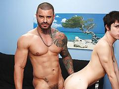 Teen big dick movies and cute barefoot men videos at Bang Me Sugar Daddy