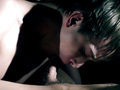 Gay twink in female dress and twink moaning loud video - Gay Twinks Vampires Saga!