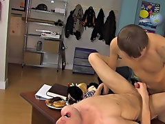 Gay sex enema extreme twinks and college twink fucked till he cries at Teach Twinks