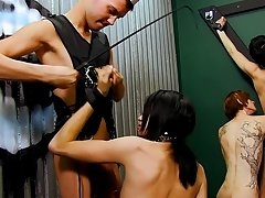 Gets blonde teen slave boy and exceptional black dicks pics gay
