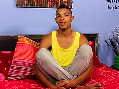 Luckily for us, this twenty-one year old is a Phoenix local gay black male perals at Boy Crush!
