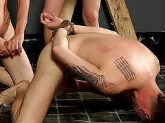 Gay ope bondage instruction and male bondage thumbnails - Boy Napped!