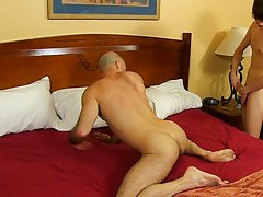 Gay anal ass licking and monster gay anal sex at I'm Your Boy Toy