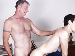 Hot old guy in underwear fucking and gay gangbang hardcore pics at Bang Me Sugar Daddy